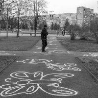 Бабочки - цветочки. :: Валерий Михмель