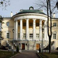 Первый в Царском Селе особняк дворцового типа для В.П. Кочубея :: Елена Павлова (Смолова)