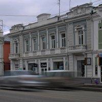 Город :: Дмитрий Иванцов