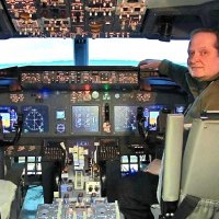 За штурвалом Боинга 737 :: san05 -  Александр Савицкий