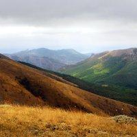 По горам, по долам, нынче здесь, а завтра там... :: Николай Ярёменко