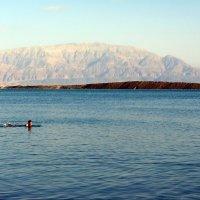 На Мёртвом море :: Алла Захарова