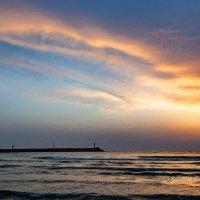 Закатное небо :: Tatyana Belova