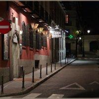 Мадрид. Вечер.. :: Николай Панов