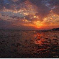 Солнце садится :: Лидия (naum.lidiya)