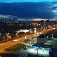 Вечерний город :: Сергей Розанов
