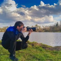 С телефона тоже можно снимать. :: Валерий Шурмиль
