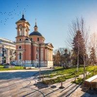 Варваринская церковь :: Юлия Батурина