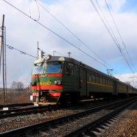 ЭР2 - 1247 :: Сергей Уткин
