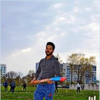Это - крикет! :: Vladimir Semenchukov