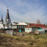 В Подмосковном селе :: Natalia