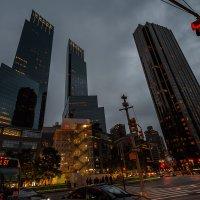 Ночь в Нью-Йорке :: alteragen Абанин Г.