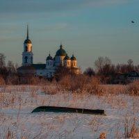 Утром :: Владимир Колесников