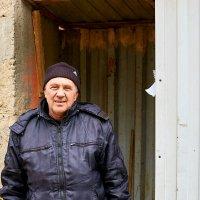 уличный портрет  :: Владислав Левашов