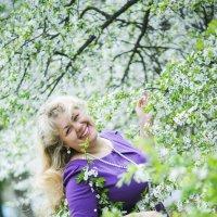 Весна :: Толеронок Анна