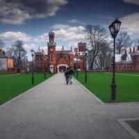 Замок принцессы Ольденбургской :: Владимир Дальский