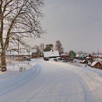 Утро в деревне :: Валентина Папилова