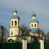 Весенние купола :: Наталья Владимировна