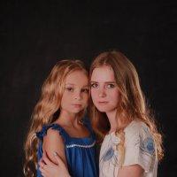 Почти сестры :: Ася Захарова
