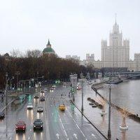 Москва-ПЕРВОЕ января 2018г. :: Andrey