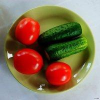 Овощи к столу :: san05 -  Александр Савицкий