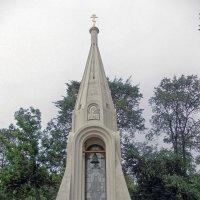 Памятник-часовня :: Галина Каюмова