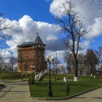 Смотровая башня :: Сергей Цветков