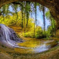 Шакуранский водопад (средний каскад) :: Фёдор. Лашков