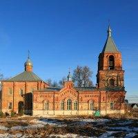 Старая церковь :: ninell nikitina