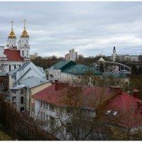 Витебский пейзаж :: Paparazzi