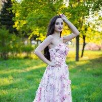 Девушка-весна :: Алексей Варфоломеев