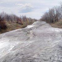 Последний снег :: Александр Алексеев