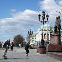 Весна в Екатеринбурге :: Наталья Лунева