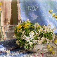 С первыми цветочками... :: Bosanat