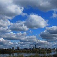 облака..... :: Aleksandr Kaziniets