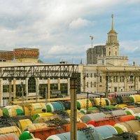 """Вокзал """"Краснодар-1"""" :: Игорь Хижняк"""
