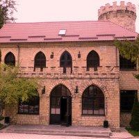 Дом в рыцарском стиле :: Raduzka (Надежда Веркина)