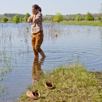 Пипец холодная вода :: Александра Чернык