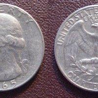 Четвертушка американского рубля :: Андрей Lactarius