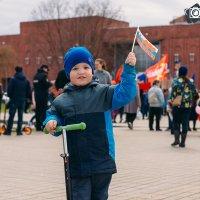 Сегодня 1 мая 2018 (мини фоторепортаж) Митинг, посвященный Дню весны и труда :: Alexander Royvels