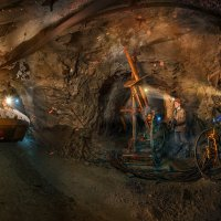 Березовский рудник :: Ежъ Осипов