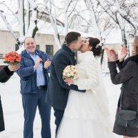 свадьба в январе :: Юрий Удвуд
