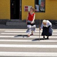 Молодість та старість... :: Степан Карачко