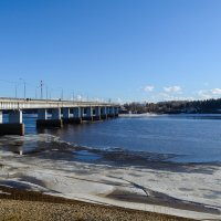 Мост через Каму :: Александр Янкин