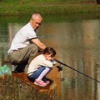 История одной рыбалки (5) :: Андрей Лукьянов