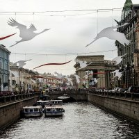 Канал Грибоедова. Май. :: Александр