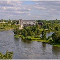 Вид из Ивангородской крепости :: lady v.ekaterina