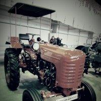 Трактор ДТ-20 :: Дмитрий Никитин