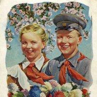 Старая открытка :: san05   Александр Савицкий