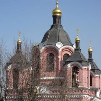 Москва. Церковь Знамения в Ховрине :: Дмитрий Никитин